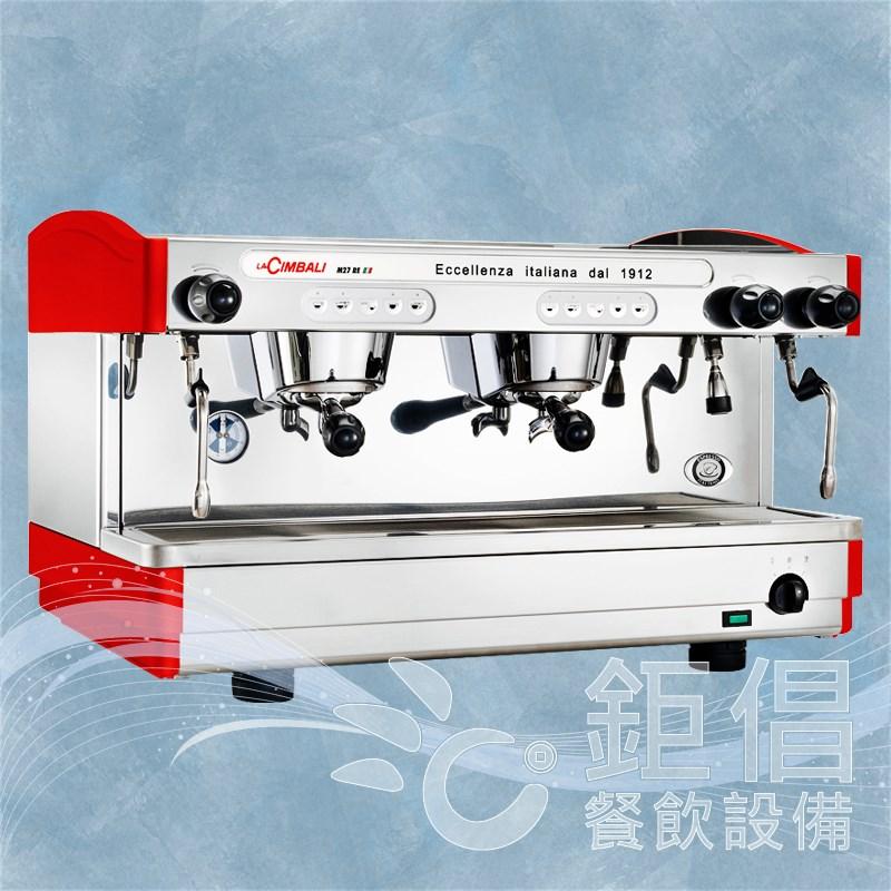 CMLC-M27R/商用半自動咖啡機-雙口/雙口半自動咖啡機/義式咖啡機/玩家級咖啡機/商用咖啡機/辦公室咖啡機/LaCIMBALI M27 RE DT2/Espresso Coffee Machine