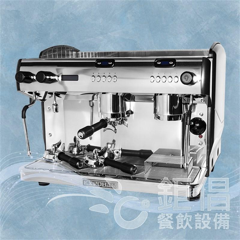 CMH-EG12/商用半自動咖啡機-雙口/雙口半自動咖啡機/義式咖啡機/玩家級咖啡機/商用咖啡機/辦公室咖啡機/EXPOBAR G1/Espresso Coffee Machine